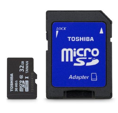 Toshiba Micro 32GB Secure