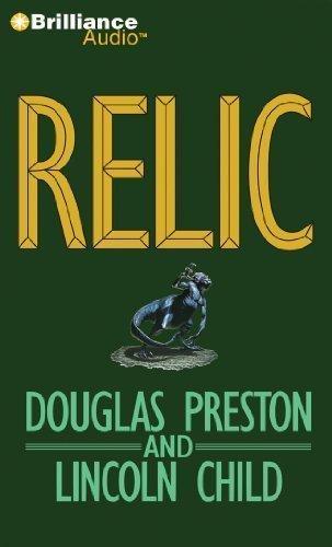 Relic (Pendergast) by Preston, Douglas, Child, Lincoln (2011) Audio CD (Books On Cd Preston & Child compare prices)