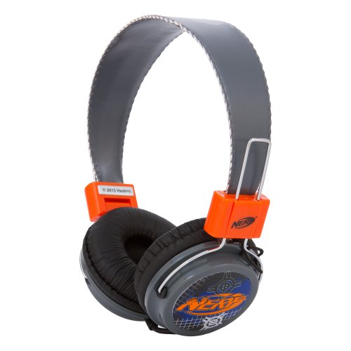 Buy Nerf Headphones Now!