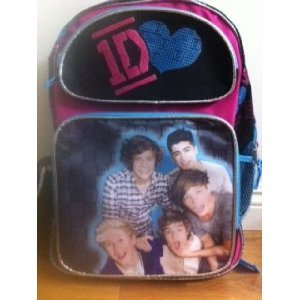 One Direction Starstruck 16 Inch Backpack from One Direction