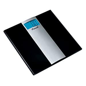 Escali US180B Ultra Slim Bathroom Scale
