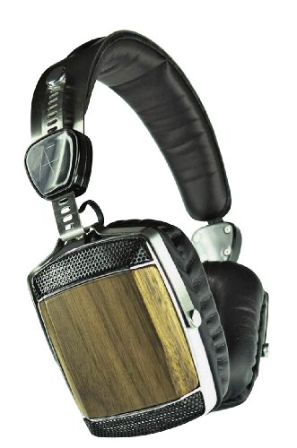 51St Studios Wood And Stainless Steel Headphone By Accidentally Extraordinary