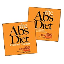 The Abs Diet & The Abs Diet Personal Trainer Audiobook by David Zinczenko, Ted Spiker Narrated by Eric Conger, Owen McKibben