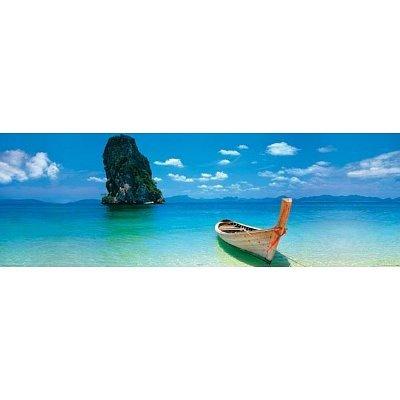 Phuket Ocean Scene, Photography Door Poster Print