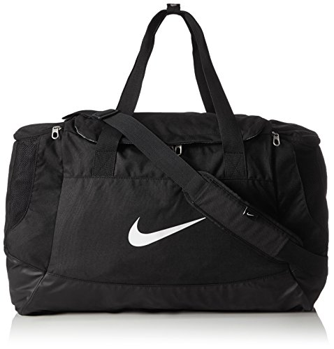 Nike - Borsone Club Team Swoosh Nero Bianco Medium