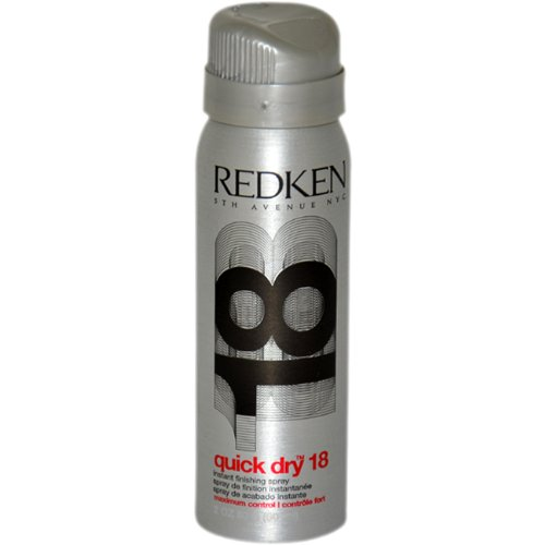 Quick Dry 18 Instant Finishing  Spray Maximum