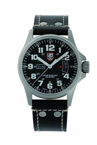 Luminox Men's A.1828 Field Time Date Stainless Steel Watch