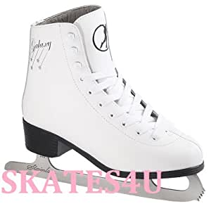 Galaxy figure skates (UK SIZE 1)