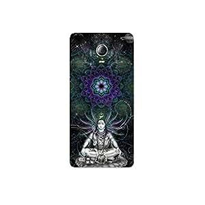 lenovo p1m nkt11_R (3) Mobile Case by Mott2 - Lord Shiva in Meditation