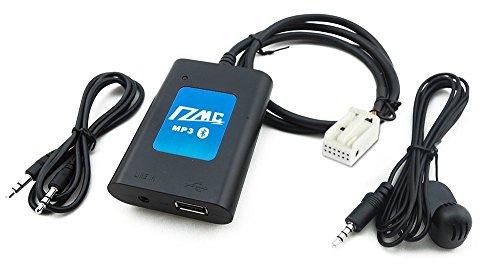 USB-Nachruesten-USBN15-USB-Stick-Bluetooth-AUX-Interface-12-pin-Quadlock