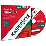 Kaspersky Antivirus OEM 2015 1 PC 1 An