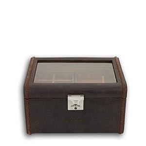 Uhren- und Schmuckbox Cubano L