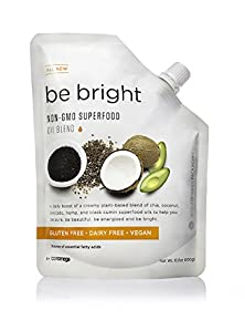buy Coromega Be Bright Superfood Oil Blend, Coconut Chia, 10.6 Ounce
