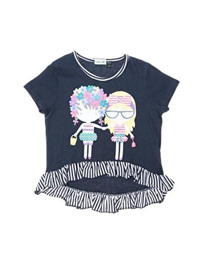 Lilly & Sid Camiseta Manga Corta