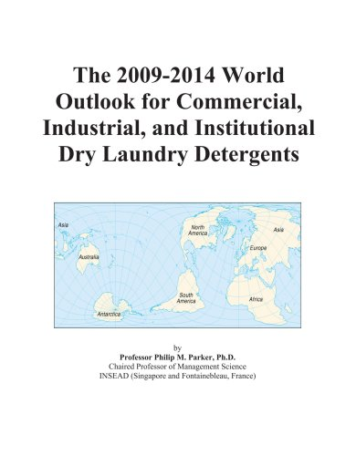 The 2009-2014 World Outlook For Commercial, Industrial, And Institutional Dry Laundry Detergents front-253865