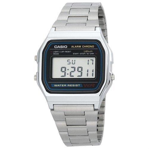 Casio Men'S Watch A158Wa-1Uw