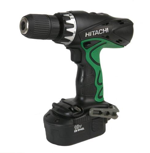 Hitachi DV18DVC 18 Volt NiCad Hammer Drill