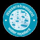 WENKO Antischimmel Duschvorhang- wasserabweisend