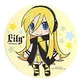 Anim.o.v.e Lily from Anim.o.v.eステッカーA