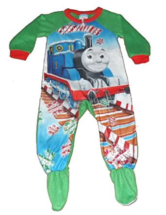 Thomas the Train Toddler Footed Blanket Sleeper (2T)