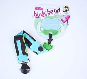 Binkiband Pacifier Clip (Groovy)