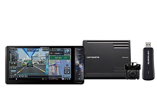 Pioneer  7V型ワイドVGA地上デジタルTV/DVD-V/CD/Bluetooth/USB/SD/チューナー・5.1ch対応・DSP AV一体型HDDナビ スカウターユニットセット AVIC-ZH0999WS