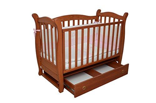 Babybett-Kinderbett-120x60-Buche-Massivholz-Neu-London-1502