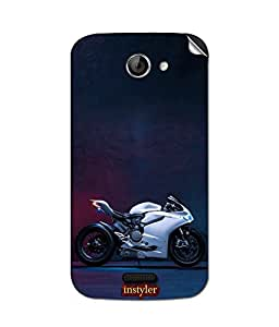 instyler SKIN STICKER FOR MICROMAX CANVAS ELANZA 2 A121