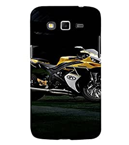 EPICCASE Yamaha Cases Mobile Back Case Cover For Samsung Galaxy Grand Neo (Designer Case)