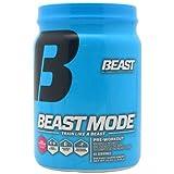 Beast Sports Nutrition, Beast Mode Pre-Workout, Pink Lemonade, 19.50 Ounce