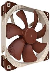 Noctua (NF-A14 PWM) - 140x140x25mm Square Frame Fan 4-pin PWM 1500/1200rpm max