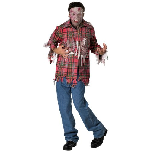 Plaid Boy Costume - Standard - Chest Size 40-44