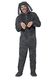 Smiffys Boys Plus Size Fluffy Dog Fancy dress costume from Smiffys