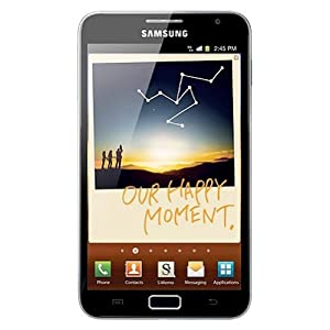 Samsung Galaxy Note Smartphone HSPA/3G+ Quadri bande Bluetooth GPS Wifi Android Bleu nuit