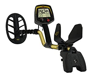 Fisher F75 Metal Detector by First Texas