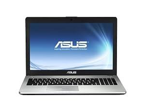 ASUS N56VM 15.6-inch Laptop (Black) - (Intel Core i7 i7 3610QM  2.2GHz, 8GB RAM, 750GB HDD, Blu-ray Combo, LAN, WLAN, Webcam, BT, Nvidia Graphics, Windows 7 Home Premium 64-Bit)