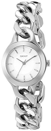 Reloj de pulsera para mujer de las cámaras de DKNY NY2212