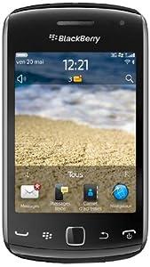 BlackBerry Curve 9380 Smartphone BlackBerry 7 OS Quadribande/GSM/GPRS/GPS Wi-Fi 512 Mo Noir