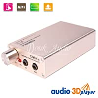 Nobsound Mini Portable Audio HiFi Headset amp Digital Headphone Amplifier for Mobile/PC