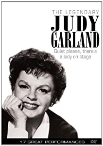 The Legendary Judy Garland In Concert [DVD] [Reino Unido]
