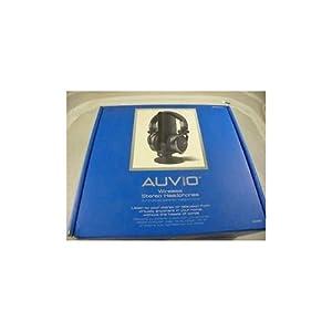 Auvio Wireless Headphones 33-281