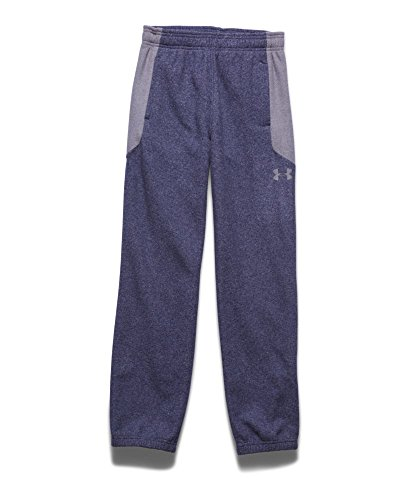 Kids Under Armour ColdGear Infared Survival Fleece Pant, Blue Knight , LG (14-16 Big Kids) x One Size