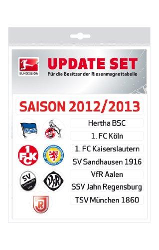 Bundesliga Update-Set, weiß, FD-DFL-UP-2.12