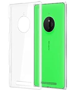 Evoque Transparent Back Cover For Nokia Lumia 830