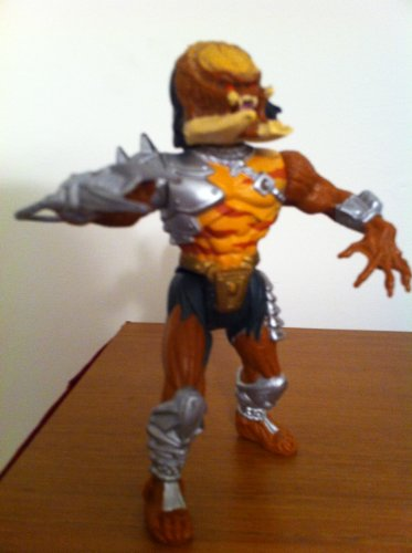 CRACKED TUSK PREDATOR Action Figure (1993 kenner) - 1