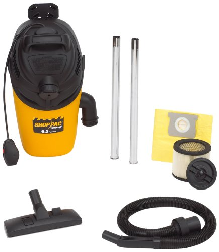 Shop-Vac 2860010 6.5-Peak HP Industrial BackPack Vacuum (Shop Vac Hose Storage compare prices)