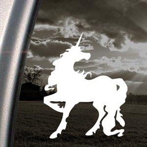 Amazon.com: Unicorn Horse Decal Car Truck Bumper Window