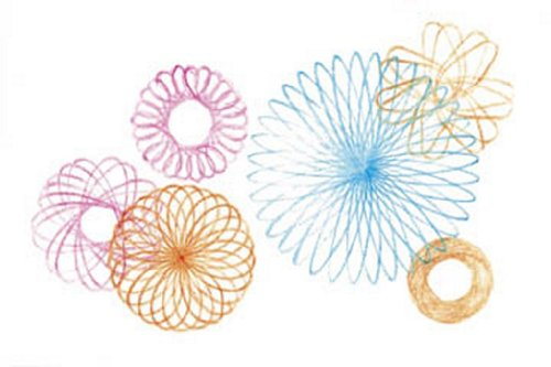 4M Create Your Own Spiral Art Set - 1