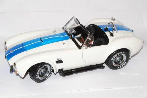 Shelby Cobra 427 S/C Weiss 1962-1968 1/18 Kyosho Modell Auto