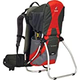 Deuter Kid Comfort I Carrier Fire/Anthracite, One Size Baby, NewBorn, Children, Kid, Infant